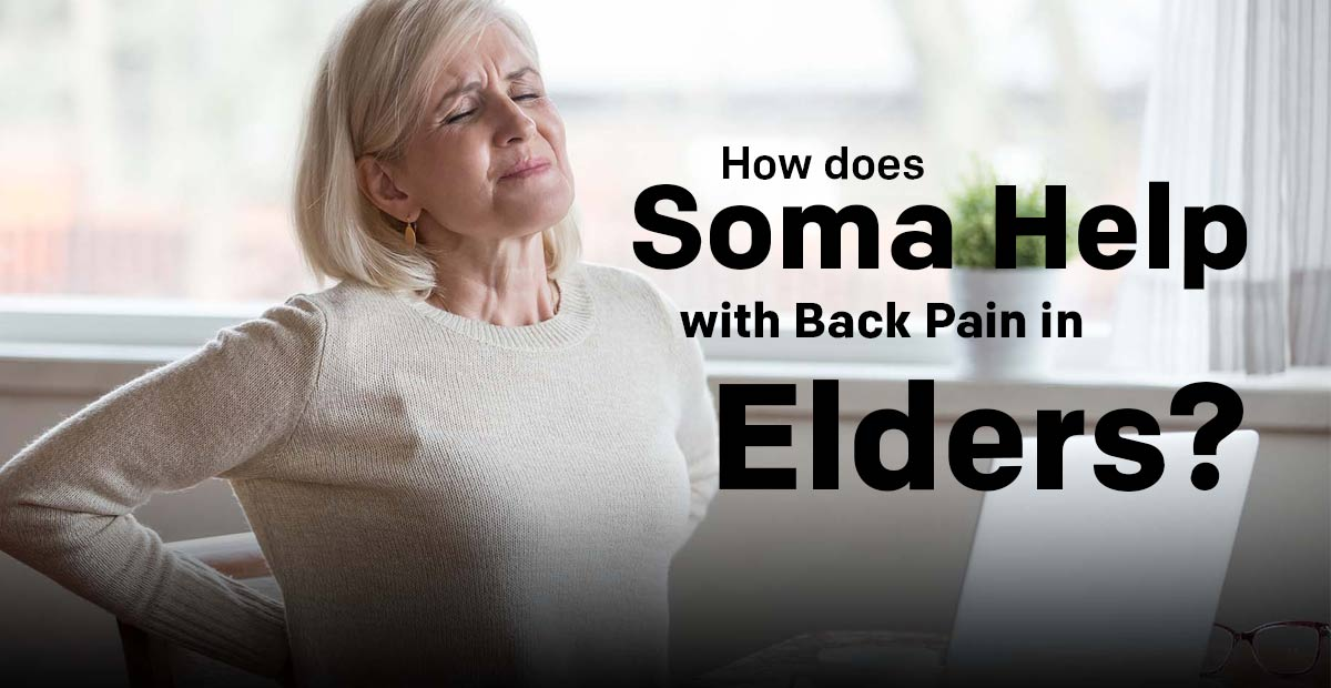 Soma help with back pain